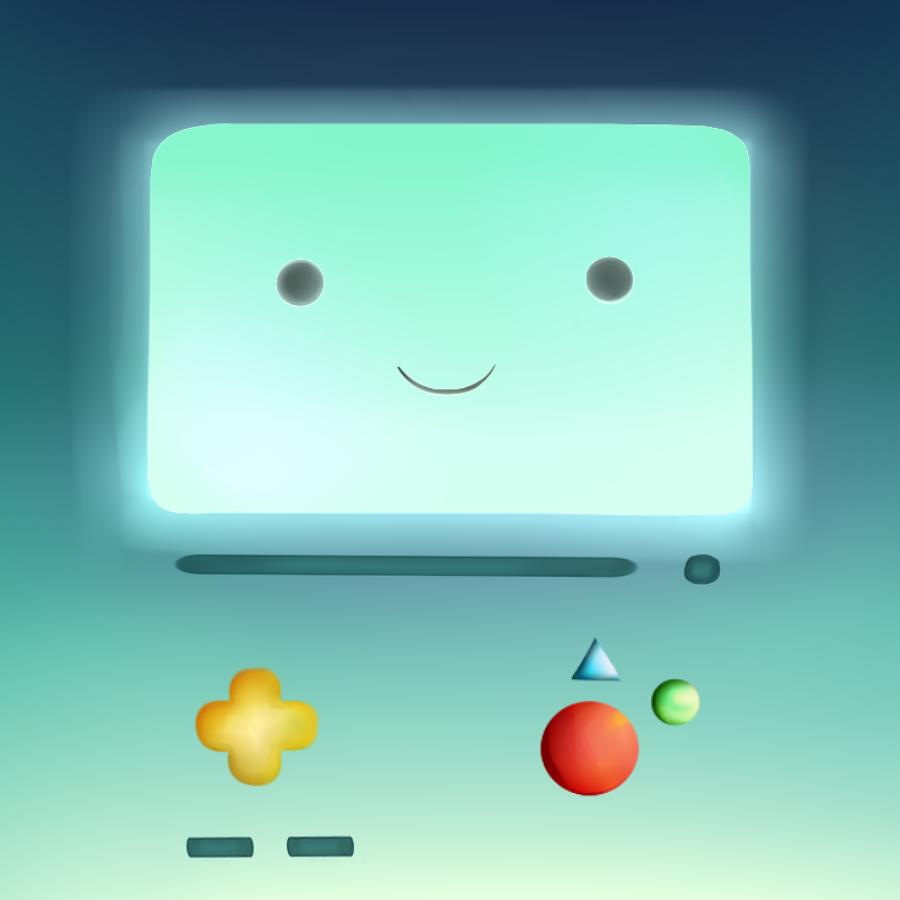 Beemo icon for SealandianKirkland by AliceBunny115