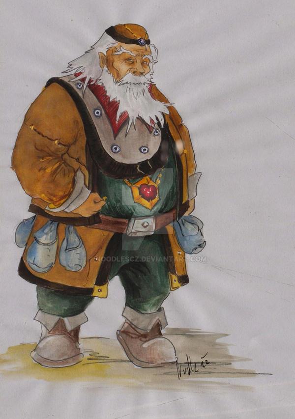 L2 dwarfs NPC by NoodlesCZ