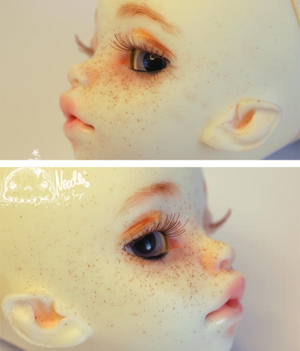Doll CHateau_Agatha by NoodlesCZ