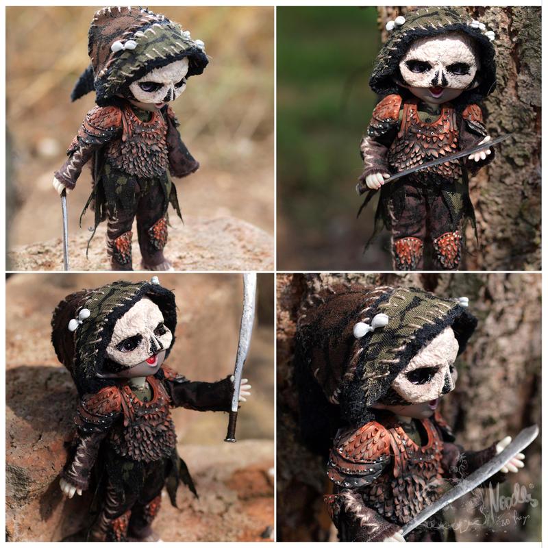 Skreti armor by NoodlesCZ