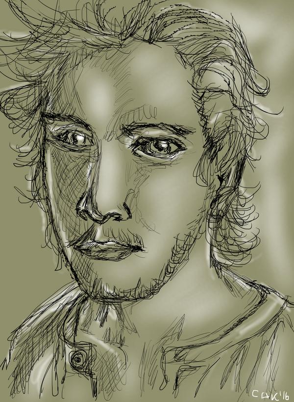 Jon Snow by Akhinti