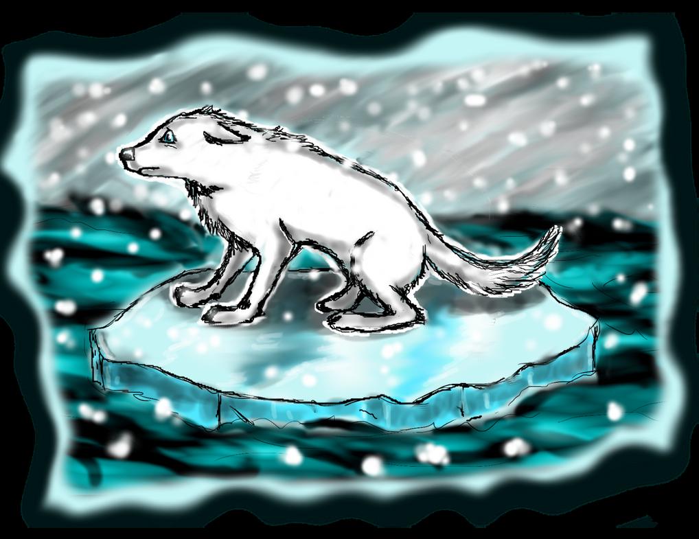 Flee Luna! by Akhinti