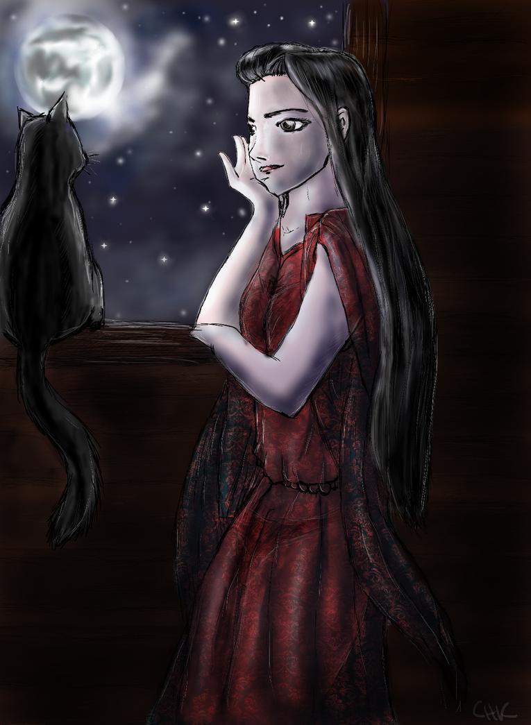 Nightflower by Akhinti