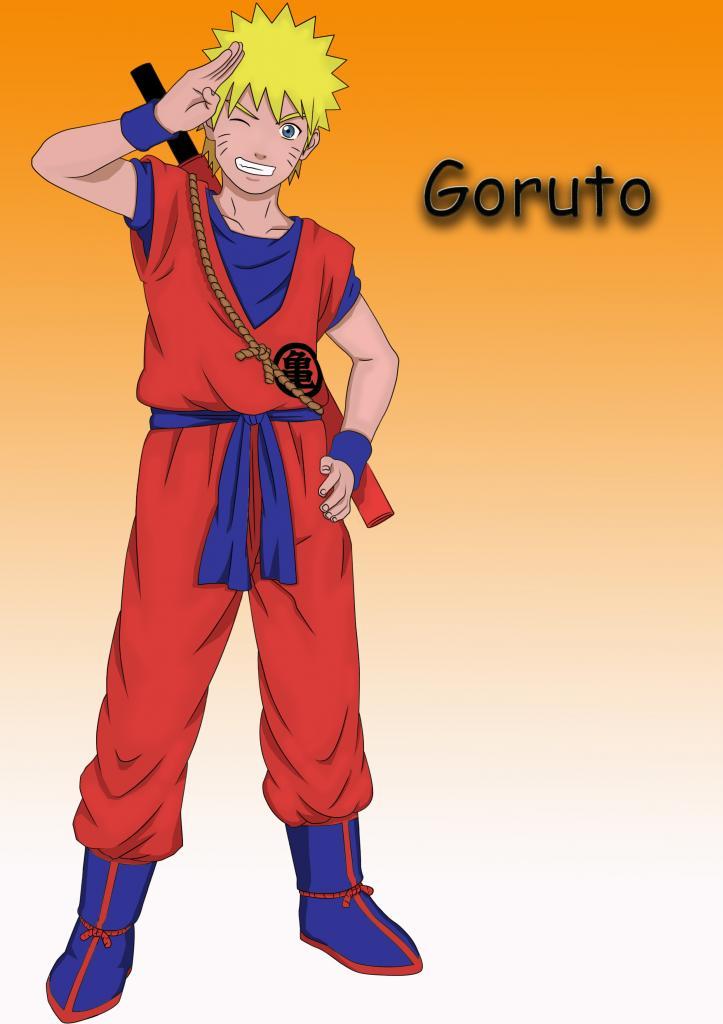 Goruto by GhostlyMark