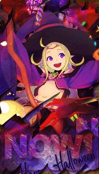 Avatar-halloween-NOWI-fire emblem by camua