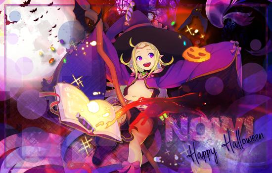 Banner-halloween-NOWI-fire emblem by camua