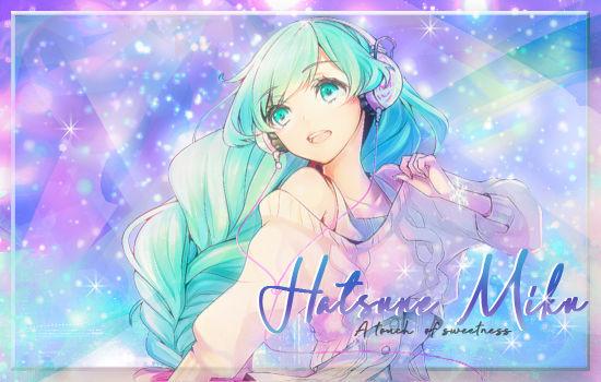 banner vocaloid hatsune miku
