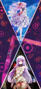 Telephone Wallpaper Jane king_s_raid