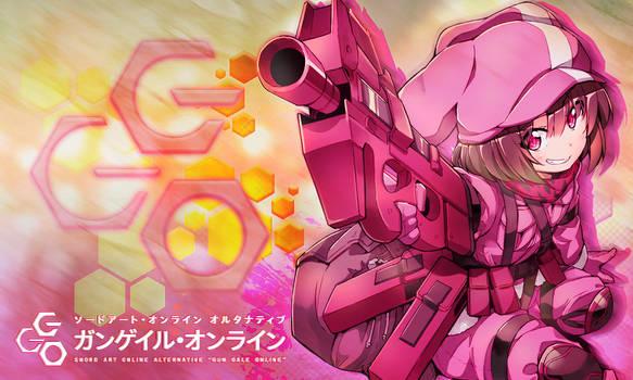 Banner SAO Alternative Gun Gale Online