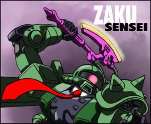 New Zaku Icon by Zaku-sensei