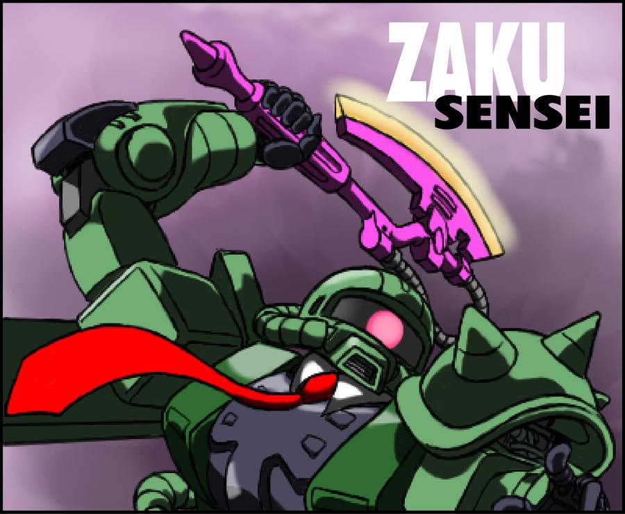 Zaku-sensei's Profile Picture