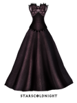 Dress and corset PNG