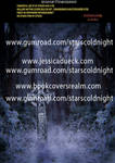 Snowing night premade BG