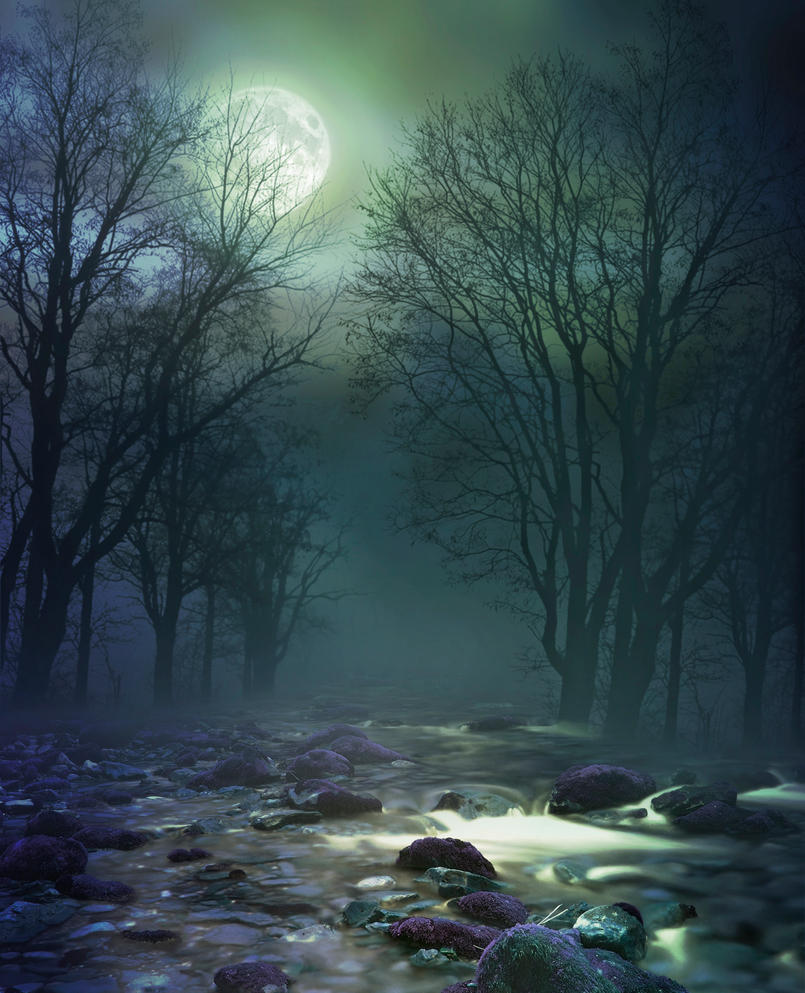River II premade BG by StarsColdNight