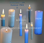 candles PNG II