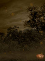 Halloween premade BG V by StarsColdNight