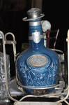 Blue bottle stock
