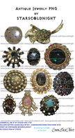 Antique Jewerly png