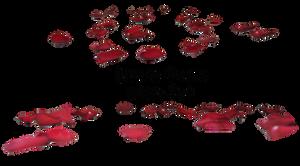 Roses petals PNG I by StarsColdNight
