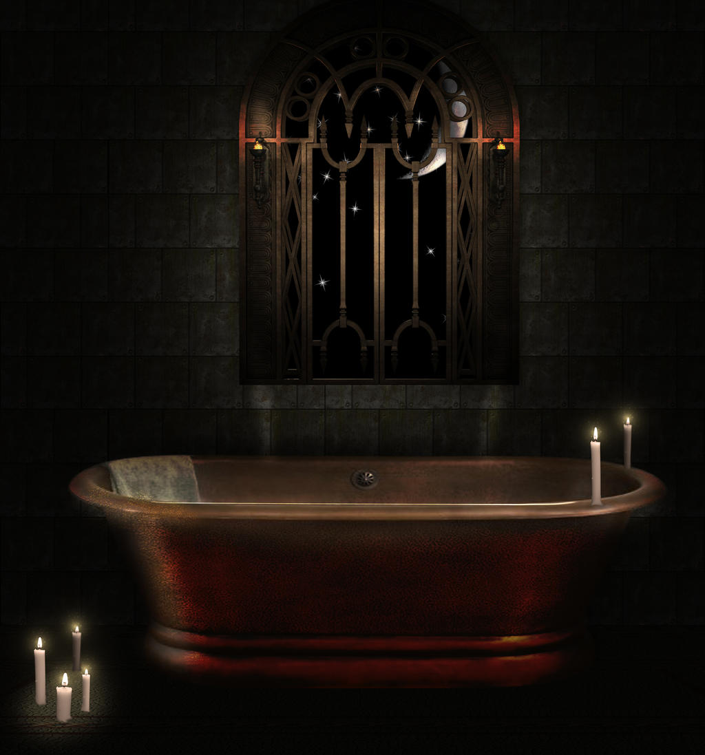Bath Premade Bg By Starscoldnight by StarsColdNight