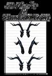 3D Horns IV by starscoldnight