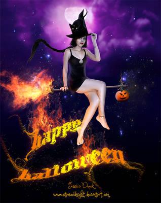 Happy Halloween 2012 by StarsColdNight