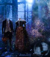 Halloween Night by StarsColdNight