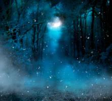 Frozen forest II preamde BG by StarsColdNight