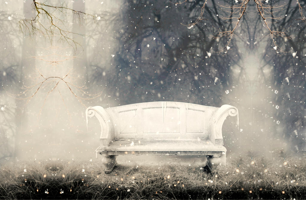 Frozen chair V premade BG 2 by StarsColdNight