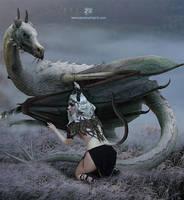 Dragon Keeper by StarsColdNight