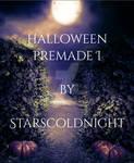 Premade BG Halloween II