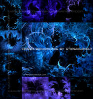 Frozen backgrounds by STARSCOLDNIGHT by StarsColdNight