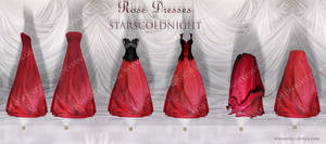 Roses Dresses PNG