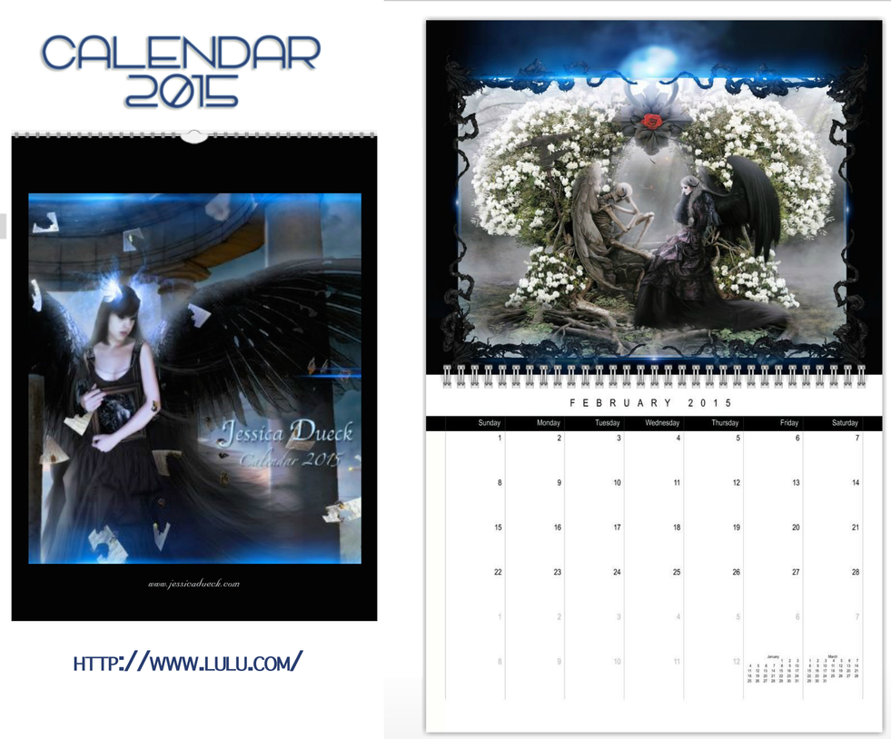 Lulu website calendar by starscoldnight on deviantart for Websites similar to society6