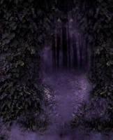 Halloween Vi v2Premade Bg By Starscoldnight purple by StarsColdNight