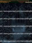 Halloween VI v3 Premade Bg By Starscoldnight blue