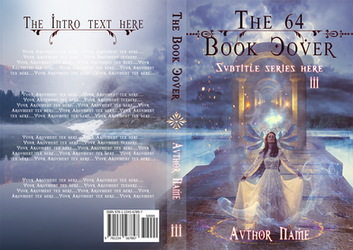 Book Cover 64 by StarsColdNight