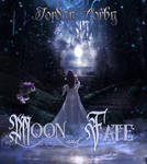 CD cover Moon and fate by Jordan Corby