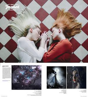 get inspired magazine issue by StarsColdNight