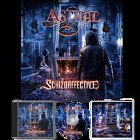 Schizoaffective CD by StarsColdNight