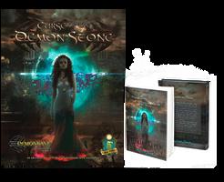 Book Demon stone by Richard Lecrouft by StarsColdNight