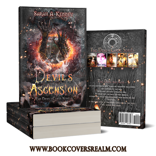 Devils Ascension by Sarah A. Kenney by StarsColdNight