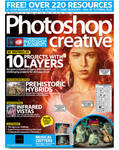 Photoshop creative issue magazine 169 by StarsColdNight