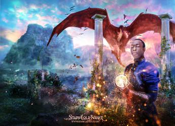 The Pilgrim Stone by StarsColdNight