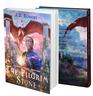 The Pilgrim Stone by JD Bowens