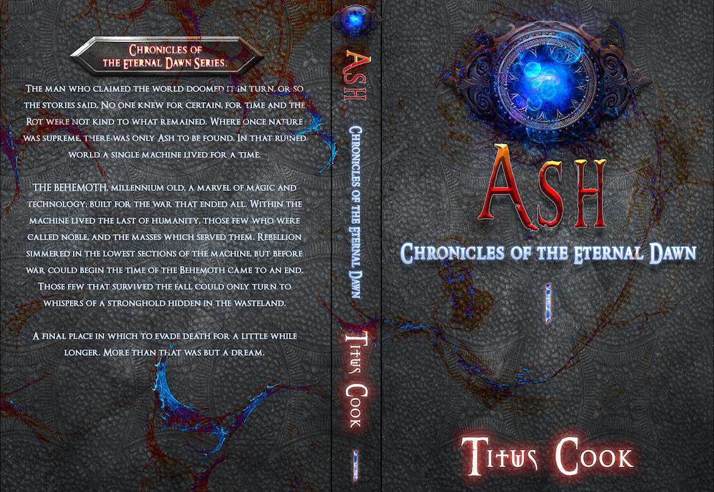 Chronicles of the Eternal Dawn - Ash by StarsColdNight