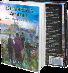 Book I Adentures in Amarant
