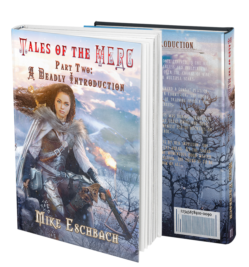 Tales of the MERC II A deadly Introduction by StarsColdNight