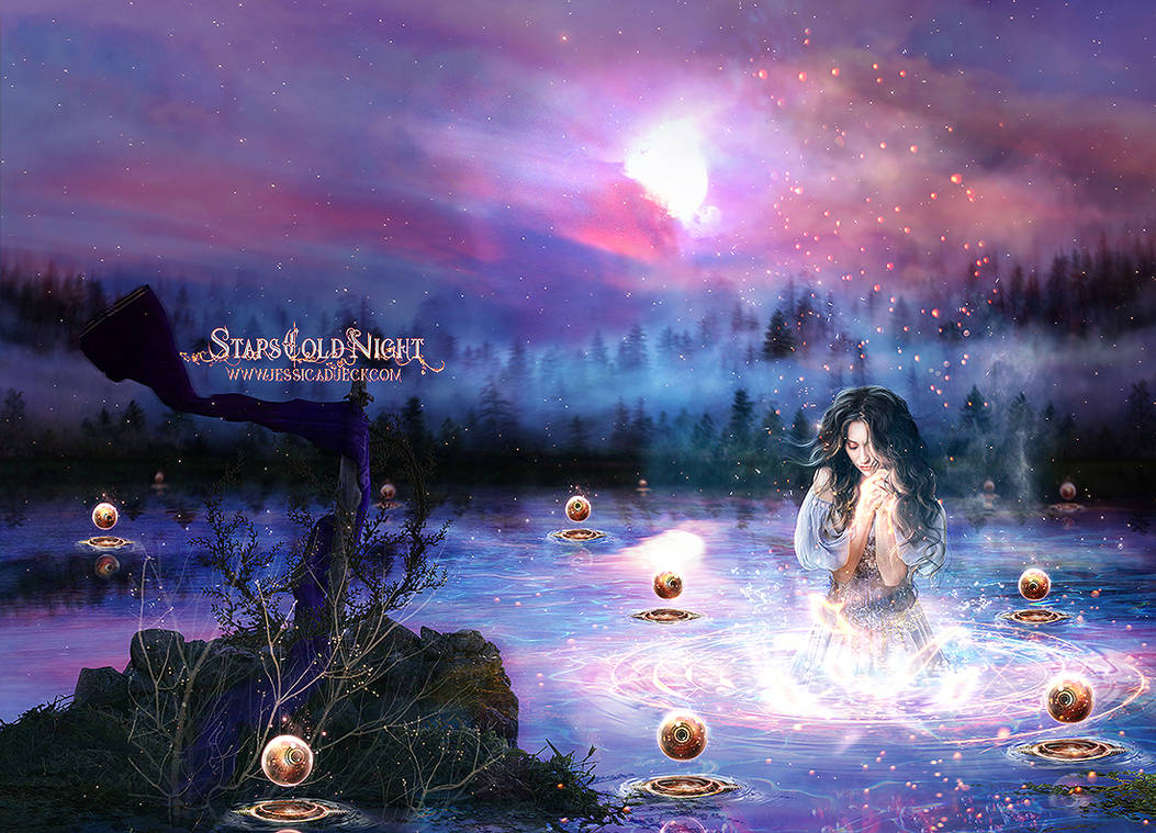 Twelve Eyes on the Sky by StarsColdNight