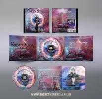 Wide open CD by Karen Single Band